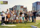 В Калуге состоялся детский турнир по мини гольфу