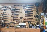Задержан подозреваемый в ограблении магазина оружия