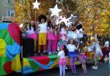 В Калуге прошёл парад-карнавал (фото)