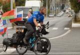 Французский велопутешественник добрался до Калуги