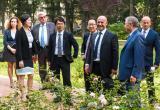 Губернатор встретился с руководством японского автоконцерна