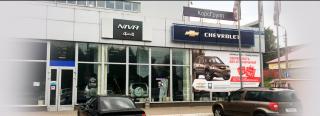 Chevrolet Niva КорсГрупп, салон автомобилей с пробегом