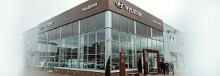 Hyundai КорсГрупп, официальный дилер