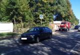 82-летний водитель иномарки сбил пешехода