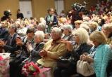 Старшее поколение калужан поздравили с праздником