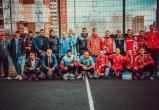 Жара в +10 по Цельсию: в Калуге прошли турниры по футболу и баскетболу