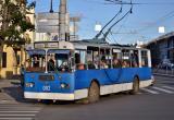 Два троллейбусных маршрута остановят из-за ремонта