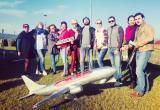 В разгар осени в Калуге прошел турнир по мини-гольфу