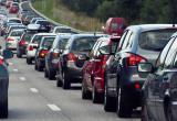 Парализовано движение на Грабцевском шоссе