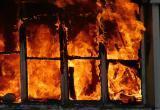 Пожар в частном доме унёс жизнь молодого человека