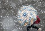 Калугу засыпает снегом