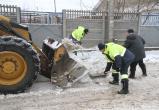 Горуправа отчиталась об уборке снега