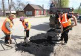 Калуга получит 600 млн рублей на ремонт дорог