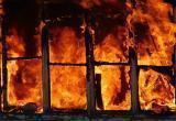 Мужчина погиб в результате пожара