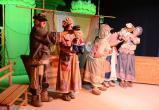 В обновленном Калужском театре кукол стало тепло