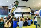 Музей космонавтики приглашает юных калужан на познавательные встречи