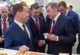 Дмитрий Медведев заинтересовался калужской продукцией