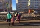 "В Обнинске иномарка сбила пешехода на ""зебре"""