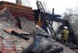 В пожаре погибли два пенсионера