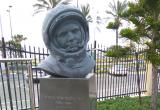 В Израиле появился бюст Юрия Гагарина