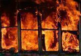 В Калуге сгорел старинный дом-памятник