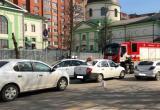 Автомобилистка сбила ребенка в центре Калуги