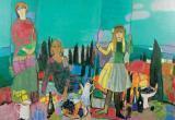 В Калуге проходит выставка известного художника Анатолия Любавина