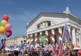 Пойдете ли вы на первомайское шествие профсоюзов?