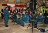 Оркестр МЧС даст концерт в торговом центре