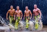 Калужские пожарные будут обливаться водой на Театральной площади