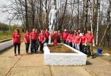 Калужские волонтеры МТС сохраняют память о Победе