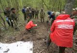 Во время Вахты памяти обнаружены обломки советского истребителя