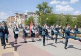 В Калуге прошел фестиваль воинского дефиле