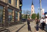 В Калуге снова эвакуировали торговые центры