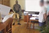 Появилось видео задержания людиновского чиновника