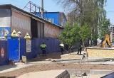 Калужские полицейские задержали нелегалов, ремонтировавших дорогу