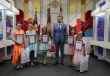 """Юные калужане получили призы за лучшие творческие работы на конкурсе """"Полицейский Дядя Степа"""""""