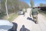 Появилось видео задержания наркоторговцев сотрудниками ФСБ