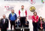 Калужская школьница стала чемпионкой мира по пауэрлифтингу