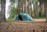 Прокуратура забрала детей из опасного палаточного лагеря