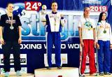 Калужский пристав завоевала Кубок мира по кикбоксингу