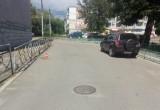 Автомобилистка на Хаммере сбила старушку