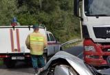 Молодой водитель погиб в массовом ДТП с фурой