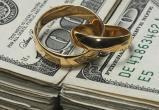 Мужчина согласился жениться за деньги