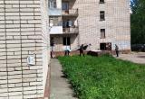 Под окнами дома обнаружен труп