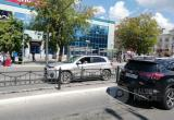 В Калуге оцепили остановку у торгового центра