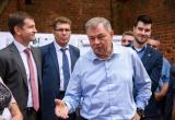 Анатолий Артамонов побеседовал с предпринимателями по поводу реконструкции улицы Театральной