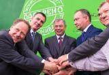 В Калужской области открыты три новых животноводческих комплекса