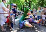 В Калуге прошел парад колясок и велосипедов
