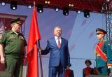 Анатолий Артамонов принял участие в мероприятиях, посвященных празднованию 648-й годовщины Калуги